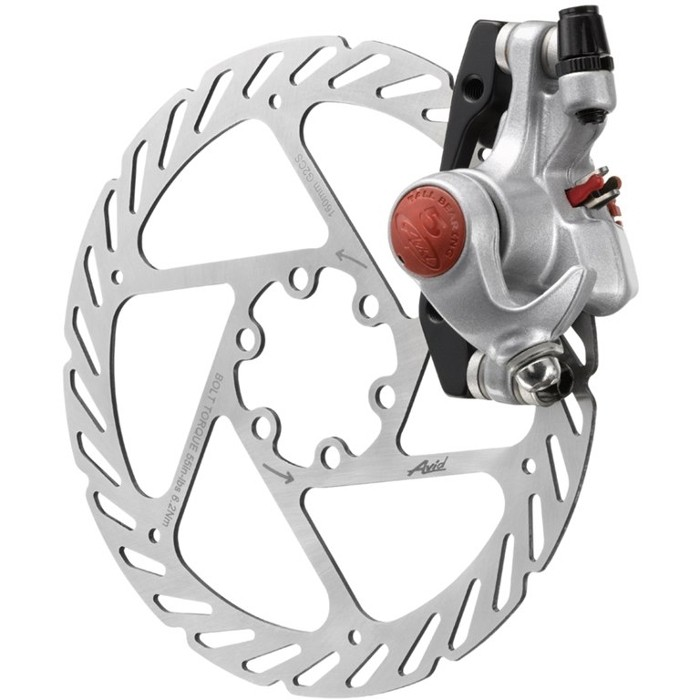 Mechanical Disc-brake