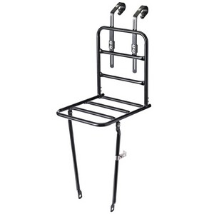 Front Rack Basil Memories (Black)