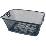Basil Como Rear Basket - Black