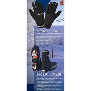 Overshoes :: Pack Discount Winter BBB Gloves & Shoes-cover