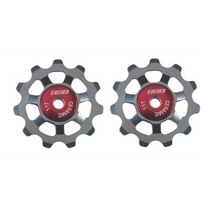 BBB Aluboys BDP-22 Derailleur Pulleys - Ceramic Bearing