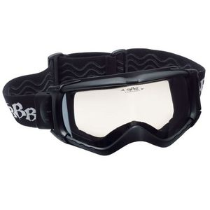 BBB Dirtview Goggles Matt Black Frame