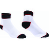 BBB TechnoFeet BSO-05 Socks - White/Red
