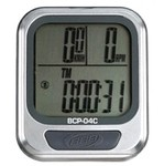 Bike Computer BBB Dashboard BCP-04C Chrome