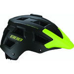 BBB Nanga BHE-54 Bike Helmet - Green/Yellow
