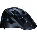 BBB Nanga BHE-54 Bike Helmet - Black/Blue