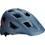 BBB Nanga BHE-54 Bike Helmet - Grey/Red
