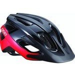 BBB Kite Bike Helmet - Black/Red