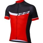 BBB Keirin Jersey - Red/Black