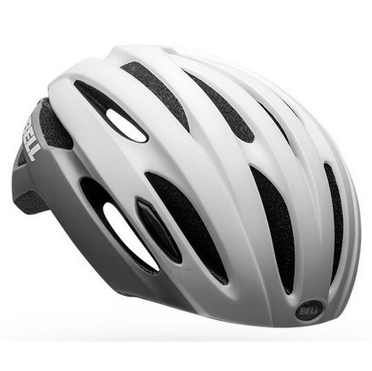 Bell Avenue MIPS LED Helmet White/Grey