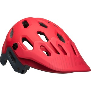 Bell Super 3 Helmet - Rouge