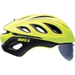 Helmet Bell Stra Pro Shield Retina Highlight Yellow