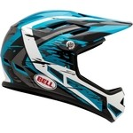 Bell Sanction Helmet Blue / White / Black