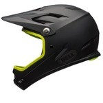 Bell Sanction Helmet - Matte Black/Retina