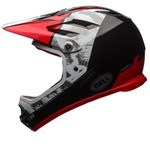 Bell Sanction Helmet - White/Black/Red