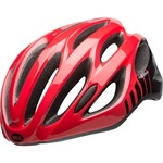 Bell Draft Helmet - Red/Black