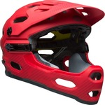 Bell Super 3R MIPS Helmet - Red