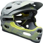 Bell Super 3R MIPS Helmet - Smoke/Pear