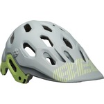 Bell Super 3 Helmet - Smoke/Pear