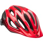 Bell Traverse Helmet - Red/Black