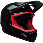 Bell Transfer-9 Helmet - Black/Red