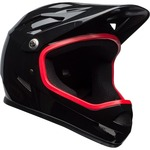 Bell Sanction Helmet - Black/Red