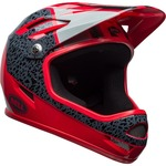 Bell Sanction Helmet - Red/Black