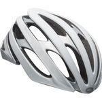 Bell Stratus Mips Reflective Helmet - Matte White/Silver