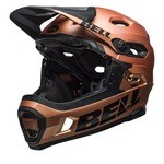 Bell Super DH MIPS - Matte Copper/Black