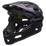 Bell Super 3R MIPS Helmet - Matte Black/Orion