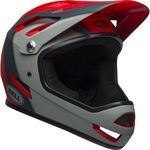 Bell Sanction Helmet - Red/Gray