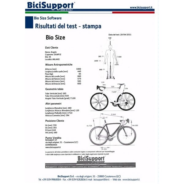 Here which is not otherwise :: Software Bio Size BiciSupport art 161