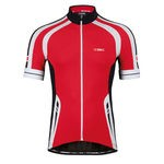 Bicycle Line Short sleeved jersey REKORD Red