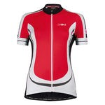 Bicycle Line Short sleeved jersey SUPREMA Red