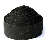 Bar tape BikeRibbon Cork Gel BTCG (Black)