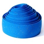Bar tape BikeRibbon Cork Gel BTCG (Blue)
