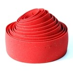 Bar tape BikeRibbon Cork Gel BTCG (Red)