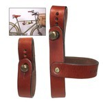 Brave Classics Bottle Holder Brown Leather