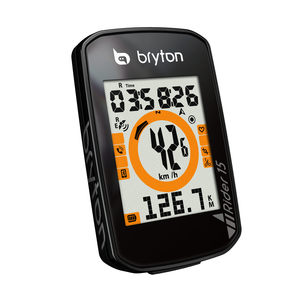 Bryton Rider 15 E Bike GPS - Black