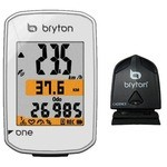 Bryton Rider One C Bike GPS - Cadence - White