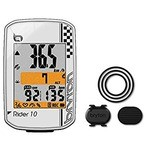 Bryton Rider 10 C Bike GPS - Cadence sensor included - White