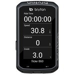 Bryton Rider 860 T Bike GPS - Heart rate monitor & Cadence