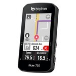 Bryton Rider 750 T GPS Computer + Support/Cadence/Speed/Cardiac