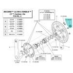 Campagnolo Ultra Torque Screw [x1] - FC-RE007