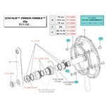 Campagnolo FC-AT300 Bolt Chainring