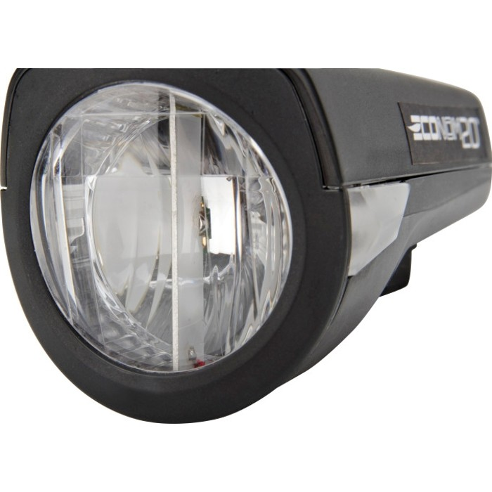 Cateye HL-EL345G  20 Lux  Front light - Black