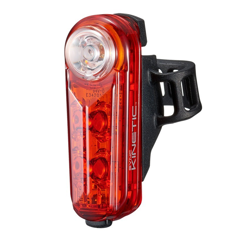 Cateye Sync Kinetic Rear Lighting