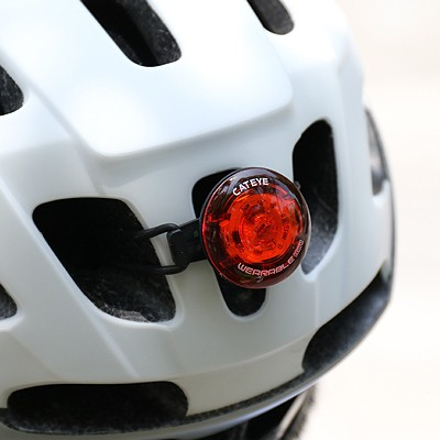 Cateye Wearable Mini Rear Lighting