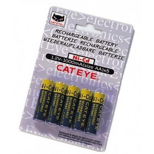 Cateye 5 Rechargeable Battery
