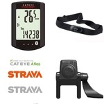 Cateye Strada Smart Pro CC-RD500B Bike Computer - Bluetooth